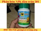Phân bón NPK 501